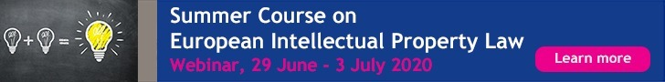 ERA IP Law 29 July - 3 July