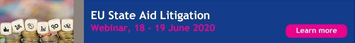 ERA - State Aid Litigation Webinar June 2020