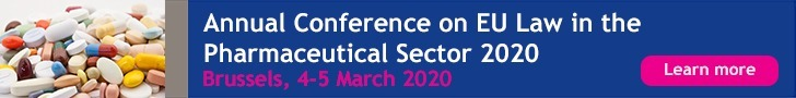 ERA: EU Law in Pharma Secor 2020 4-5 March Brussels