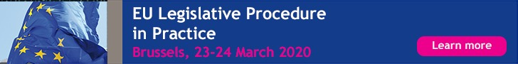 EU Legislative Procedure in Practice 2020, Brussels, 23-24 March