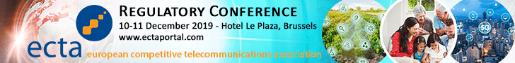 Join us for the ecta Regulatory Conference 2019, 10-11 December, Brussels