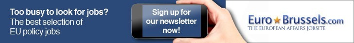 Sign up for the EuroBrussels Newsletter