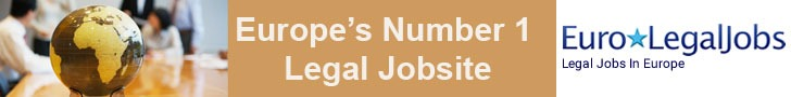Europe's Number 1 Legal Jobsite: EuroLegalJobs