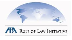 ABA - American Bar Association Rule of Law Initiative