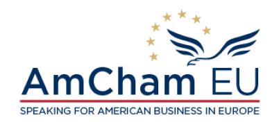 AmCham EU - American Chamber of Commerce to the EU