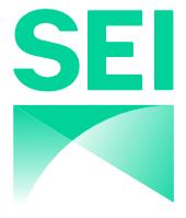 SEI - Stockholm Environment Institute